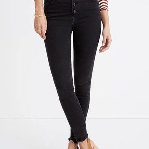 """Madewell 10"""" High-Rise Skinny Jeans Size 26"""